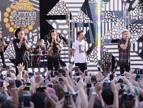 One Direction are tired: four years of 1D, by the numbers