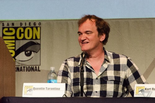 Quentin Tarantino defends the decision to shoot — and screen — The Hateful Eight on 70mm film