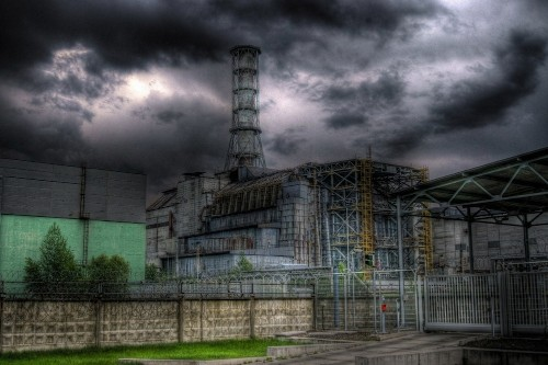 A radioactive reminder of Chernobyl's deadly legacy