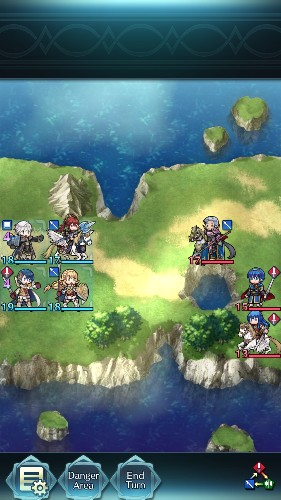 Nintendo's Fire Emblem Heroes is a complex strategy game with a free-to-play twist