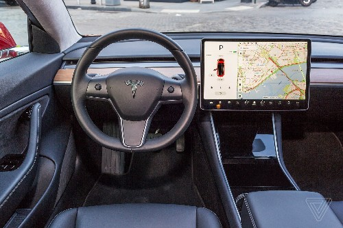 Tesla is adding Atari games to the in-car display with next software update