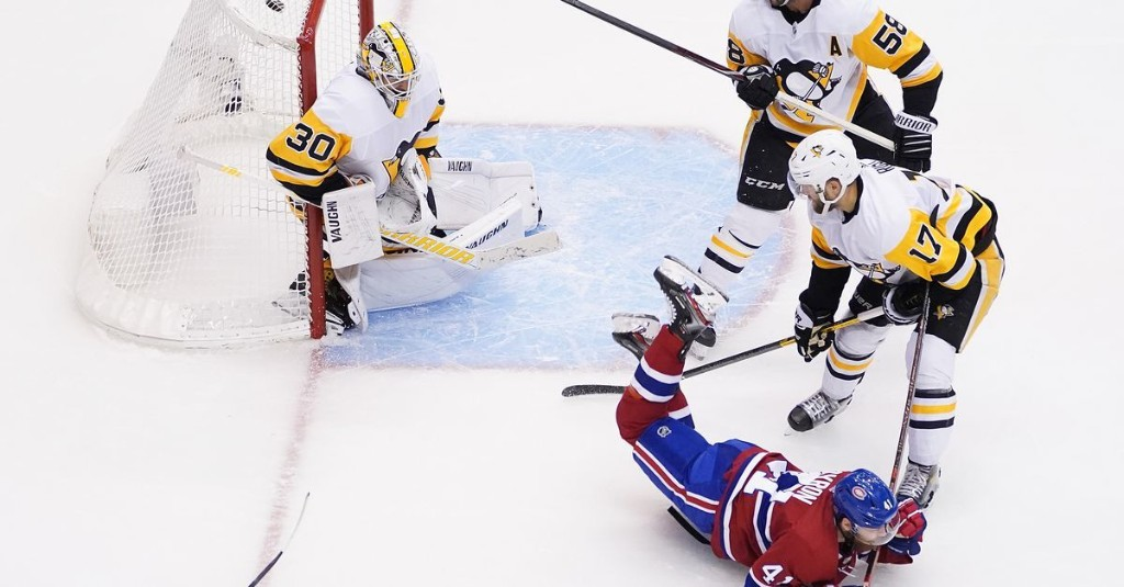 Canadiens vs. Penguins Game 3 recap: Habs rally to move closer to a playoff berth
