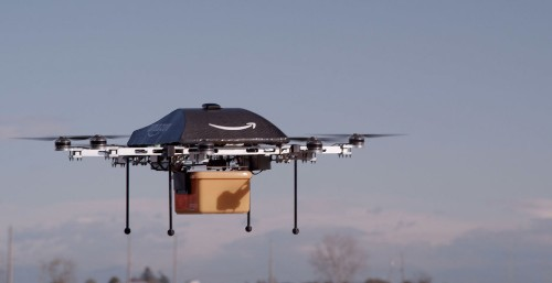 Amazon just got permission from the FAA to start testing its delivery drones in the US