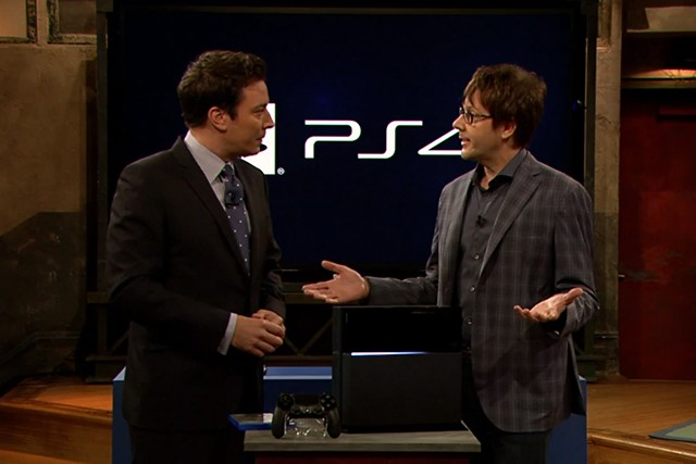 PS4 appearance on Jimmy Fallon highlights Microsoft's struggle to explain Xbox One policies