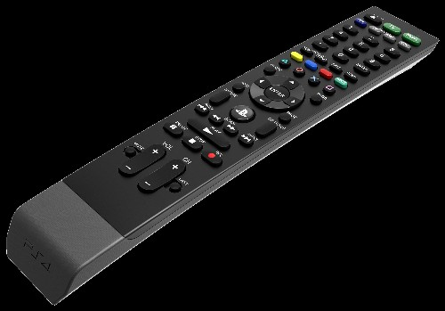 The PlayStation 4 now has an official remote control