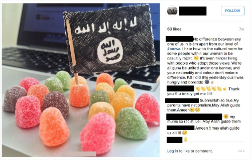 Filtered extremism: how ISIS supporters use Instagram