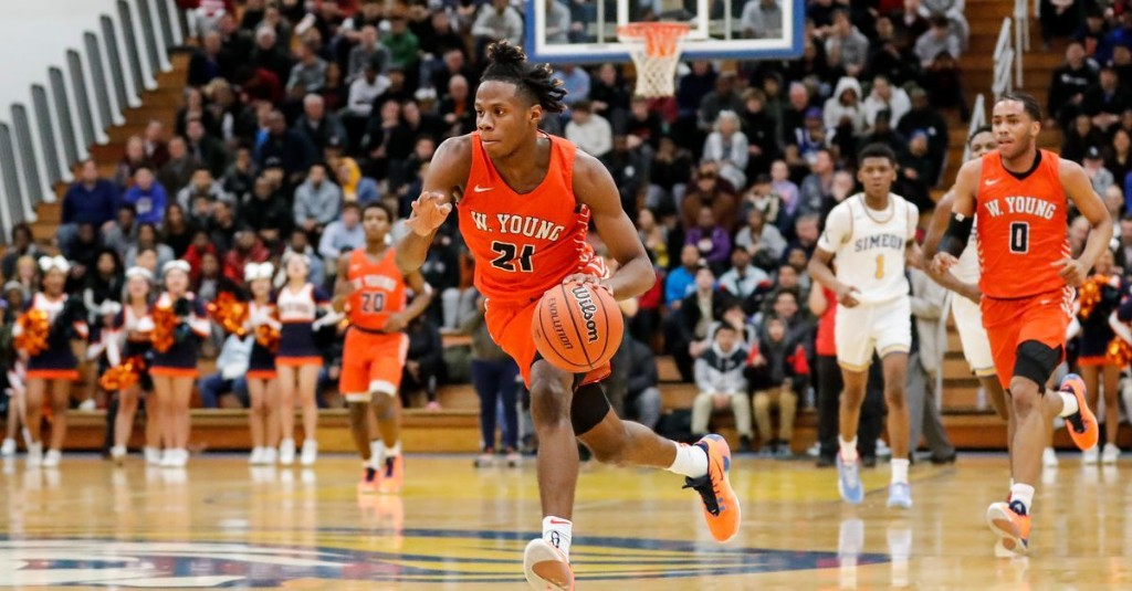City/Suburban Hoops Report Player of the Year: Young's DJ Steward