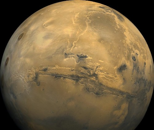 NASA snubs billionaire's proposed manned mission to Mars in 2017