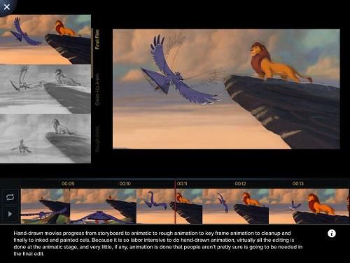 Watch Disney's color palette evolve over 52 films in new history app