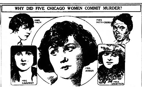 In the 1920s, a Makeover Saved This Woman From the Death Penalty
