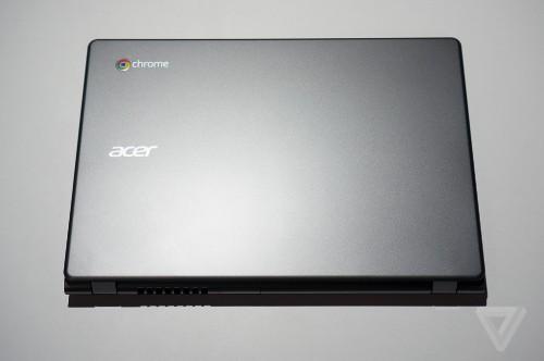 Acer models its latest $199.99 Chromebook after the impressive C720
