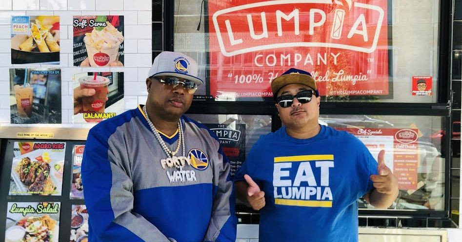 How E-40 Became Co-Owner of a Filipino Food Company
