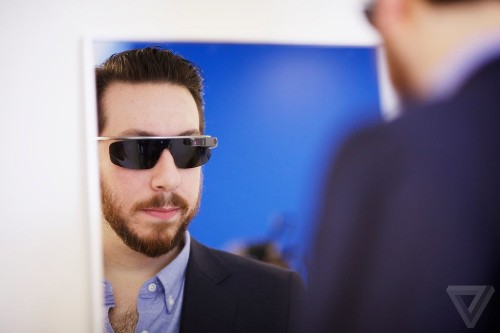 I used Google Glass: the future, but with monthly updates