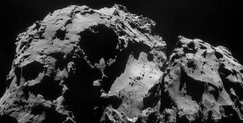Data from ESA's Philae lander provide insight into the origin of comets
