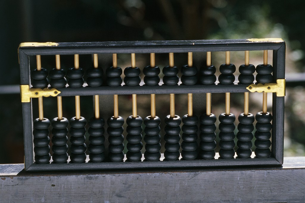 I learned how to do math with the ancient abacus — and it changed my life