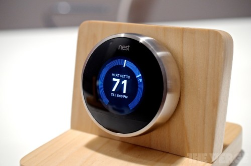 Nest Thermostat opens up with new developer program and Control4 integration