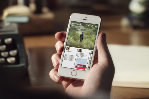 With Paper, Facebook just blew its own iPhone app out of the water