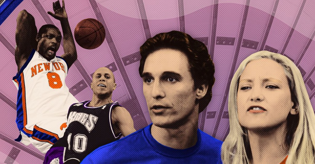The 2002 Knicks-Kings NBA Finals, According to 'How to Lose a Guy in 10 Days'