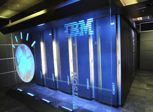 IBM's more powerful Watson supercomputer is opening up for public use
