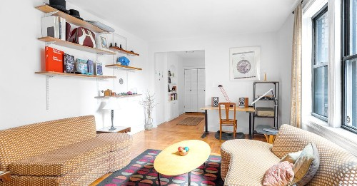 For $338K, a cozy Flatbush studio with a spacious kitchen