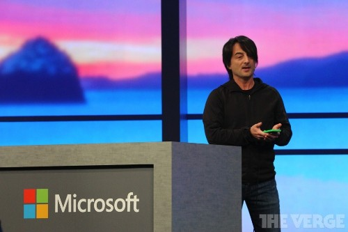 Microsoft's Joe Belfiore: 'I want to assure you that our Office team has not forgotten Windows Phone'