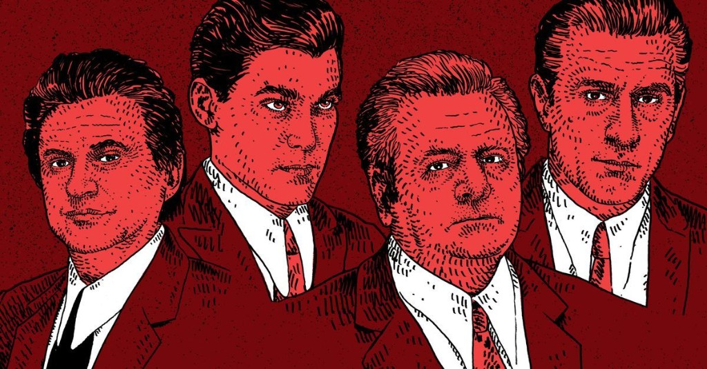 How 'Goodfellas' Serves As the Bridge Between 'The Godfather' and 'The Sopranos'