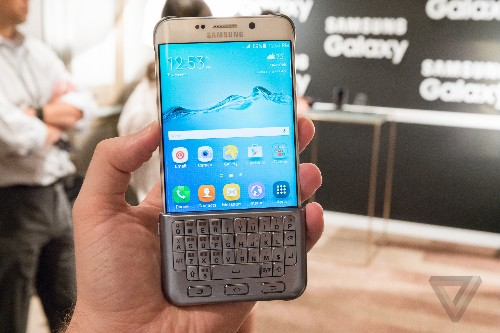 Samsung resurrects the dream of a hardware keyboard