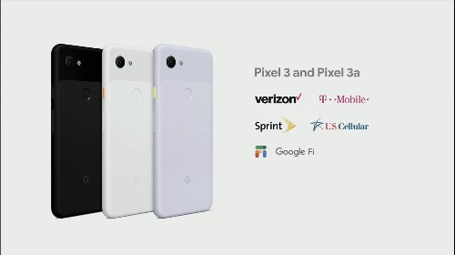 Verizon's Pixel exclusivity is over: Pixel 3A is coming to T-Mobile, Sprint, US Cellular