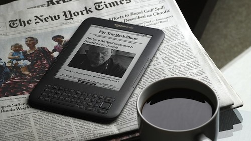 Owners of first and second generation Kindles can't register them