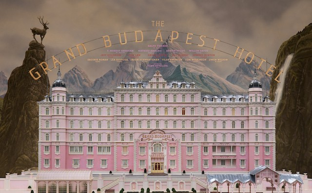First trailer for 'The Grand Budapest Hotel' shows Wes Anderson at his most precious