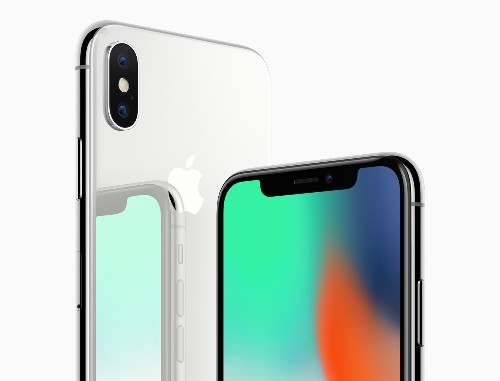 It's pronounced 'iPhone Ten'