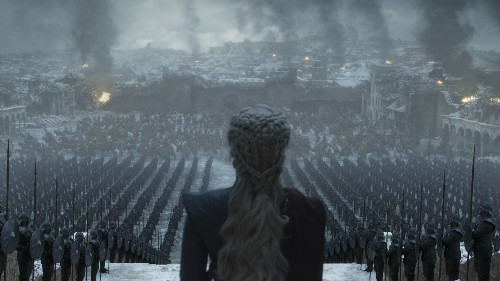 Game of Thrones ended as a shared communal experience