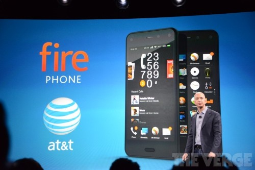 Fire Phone against the world: can Amazon take on iOS and Android?