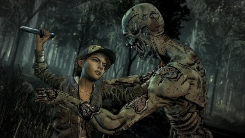 Skybound Games will finish the final season of Telltale's The Walking Dead