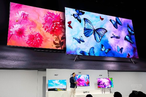 Samsung's Q9FN QLED TV is cheaper than ever, and other good tech deals