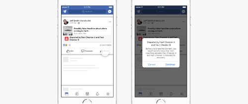 Facebook found a better way to fight fake news
