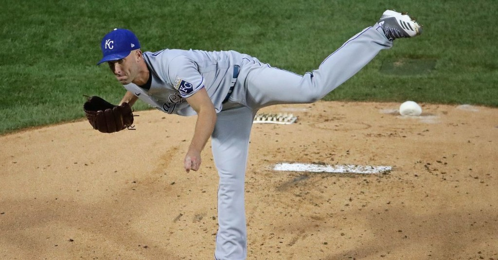 Duffy gem wasted by anemic Royals offense as KC is shut out 2-0