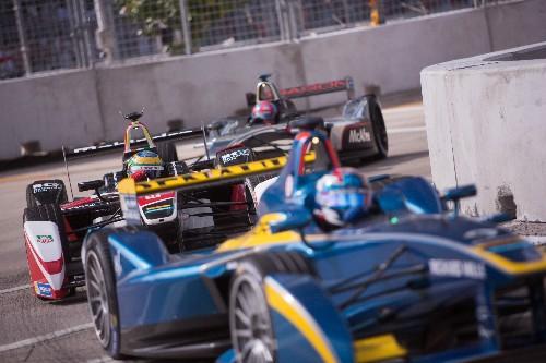 Formula E announces the world's first driverless car racing series