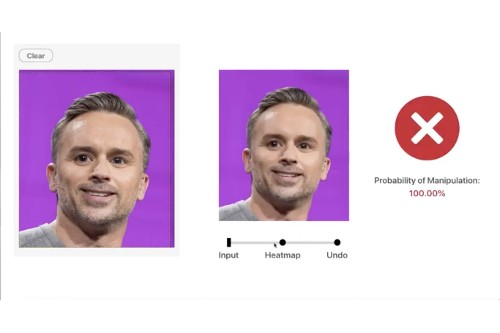 Adobe previews an AI feature that can tell when an image has been manipulated