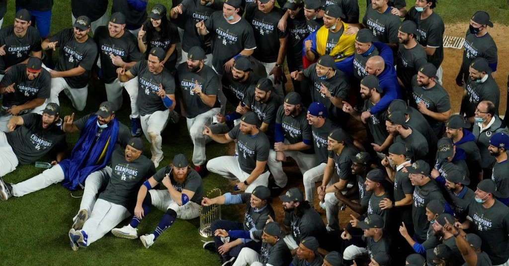 A look back at how the Dodgers formed their World Series winning roster
