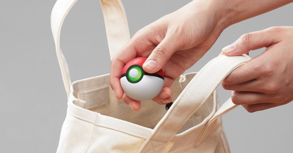 Poké Ball Plus is a Nintendo Switch accessory that looks like a fans' dream