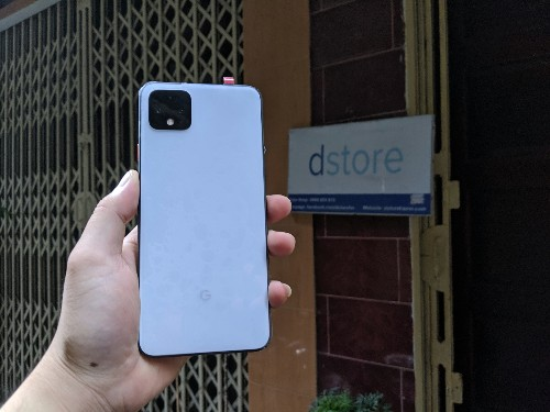 Someone sent us 21 more pictures of the leaked Pixel 4 XL