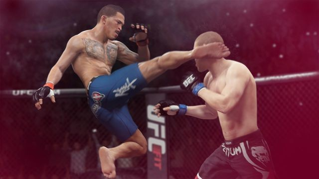 EA Sports UFC review: losing ground