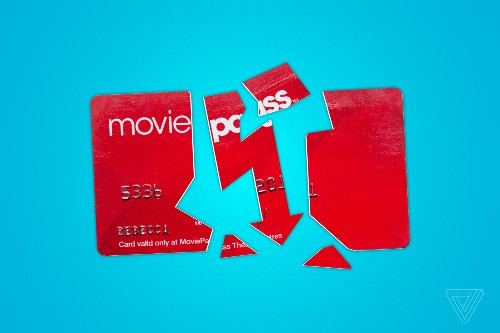 MoviePass is staffed by dogs now, apparently