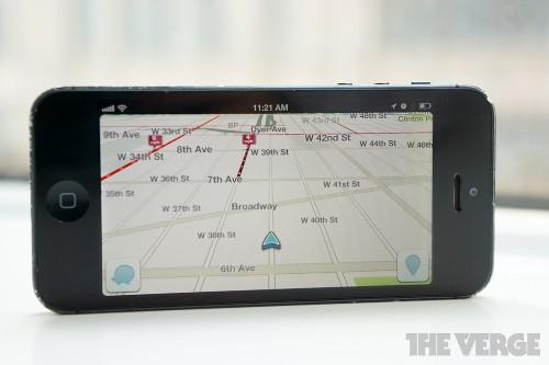 Google buys traffic mapping service Waze