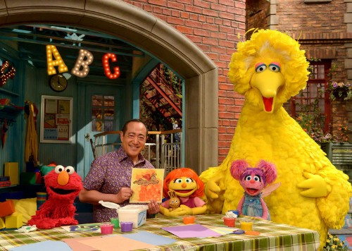Sesame Street's newest Muppet is teaching kids how to understand autism
