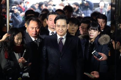 Samsung, corruption, and you