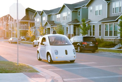Google has deployed its cute little self-driving cars in Austin