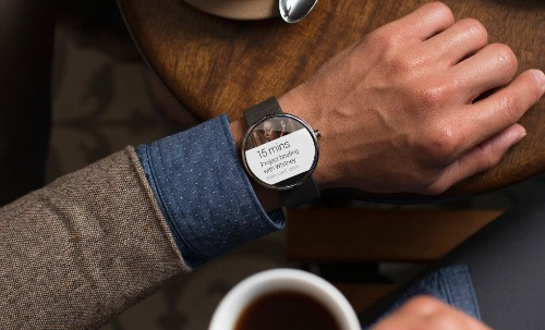 A closer look at Google's gorgeous smartwatches