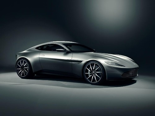 Meet the new Bond car